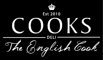 The English Cook Logo